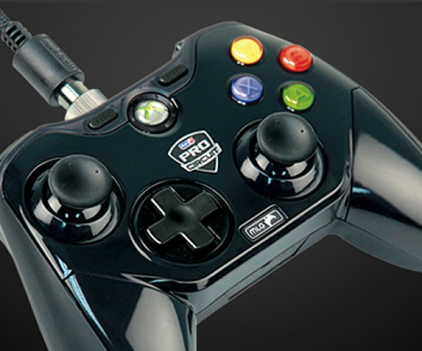 Mad Catz MLG Pro Circuit Controller Has Swappable Parts for the Unbiased Gamer