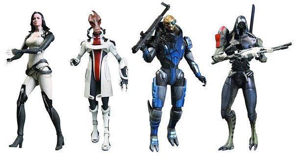 mass effect 3 figures