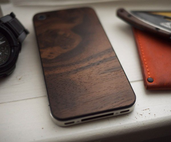 Material 6 Wooden iPhone Back Panel: Wood Beats Plastic Every Time