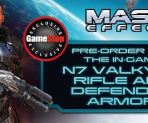 GameStop Mass Effect 3 Pre-orders Kick Off with Exclusive Content
