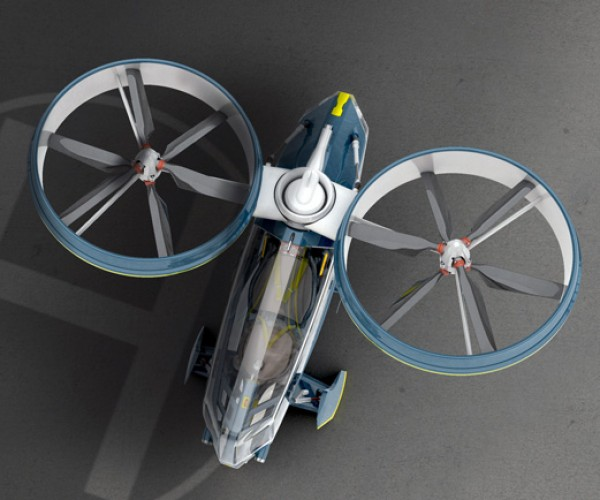 Megacity Aviation Personal Aircraft Perfect for Flying on Pandora