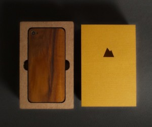 Monolith Solid Wood iPhone Back Panel: Wooden It Be Nice?