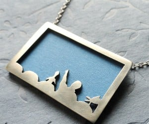 MST3K Locket Mocks Your Precious Pictures