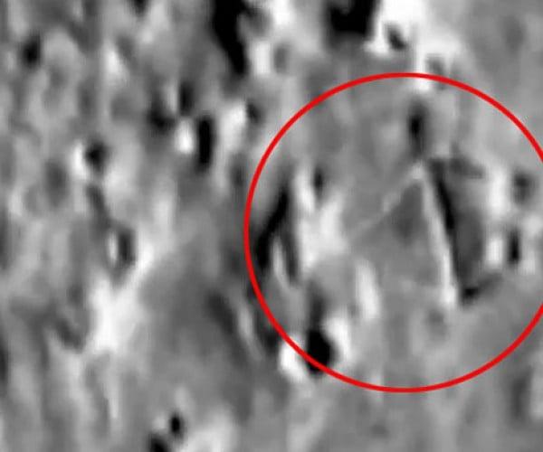 "NASA Says Triangular ""UFO"" Was Just Light Reflected from Venus"