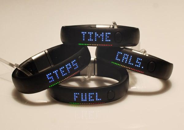 nike fuelband tracking metrics