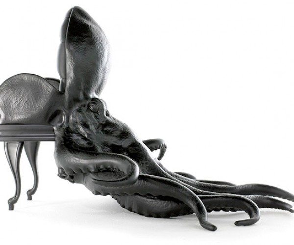 Get Your Own Octopus Throne of Tentacles (Only $53,500!)
