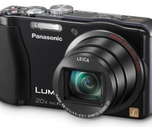 Panasonic Lumix ZS20: Thinnest 20× Optical Camera