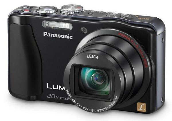 panasonic lumix camera zs20