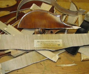 PayPal Tells Buyer to Crush Antique Violin Rather than Return it
