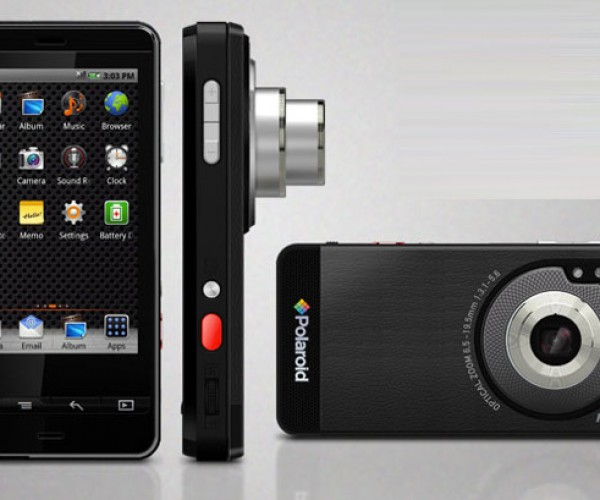 Polaroid SC1630 16MP Smart Camera Runs Android