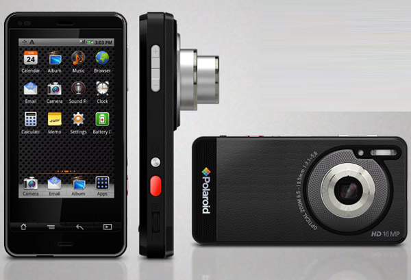 polaroid sc1630 android camera