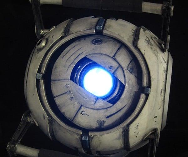 portal 2 wheatley replica by chris hooton 2