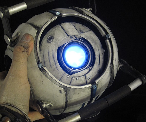 portal 2 wheatley replica by chris hooton 3