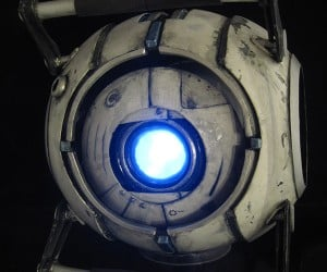 Portal 2 Wheatley Replica Doesn't Come with Frankenturrets