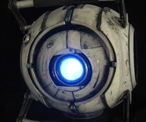Portal 2 Wheatley Replica Doesn't Come with Frankenturrets