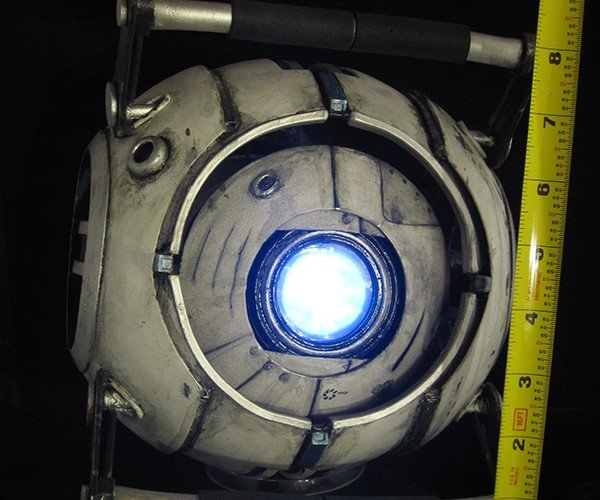 portal 2 wheatley replica by chris hooton 4