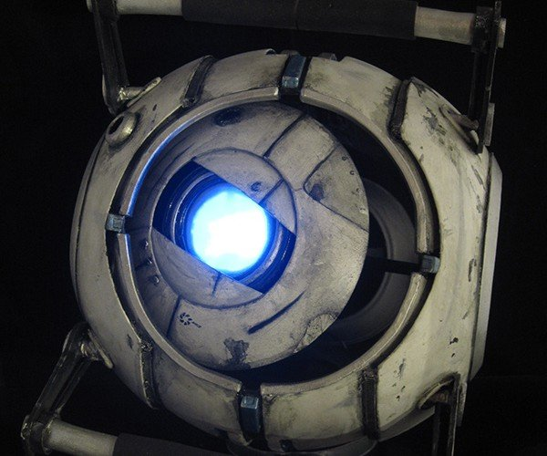 portal 2 wheatley replica by chris hooton 5