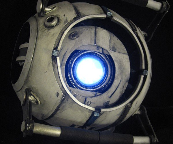 portal 2 wheatley replica by chris hooton 6