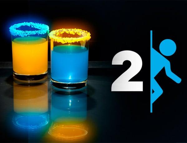 portal 2 cocktails