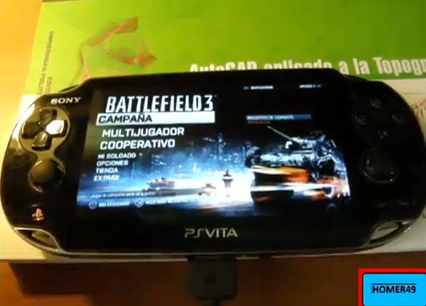 Remote Play with Battlefield 3