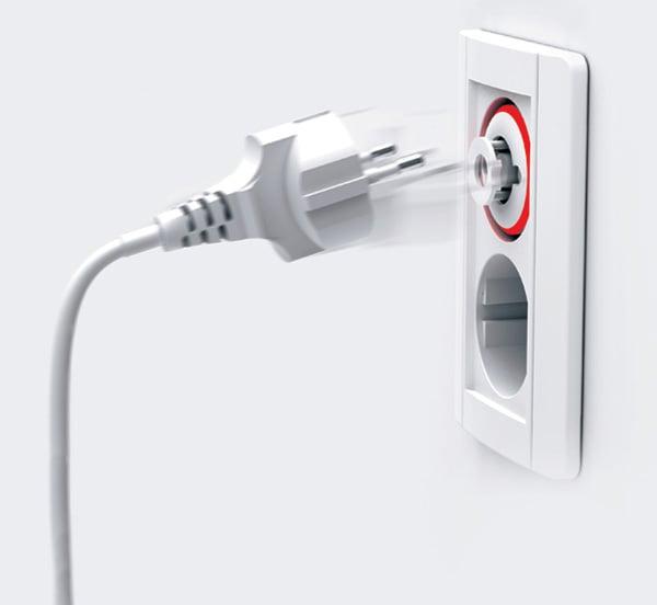 pumping tap concept socket
