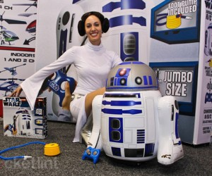 R/C Inflatable R2-D2 Announced After Epic Space-Licensing Battle