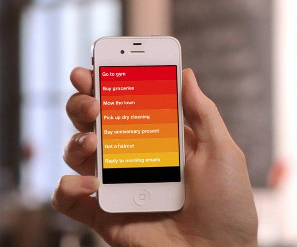 RealMac Clear for iPhone: Task Management Made Easy, Beautiful