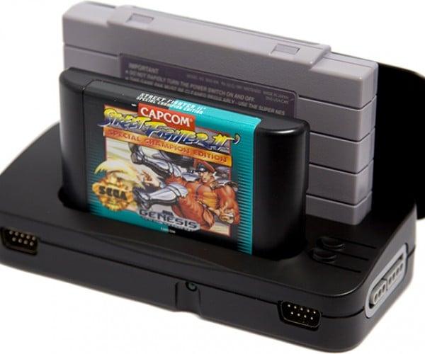 Retrode 2 Reads SNES and Sega Genesis Cartridges But Needs Emulators: Half of Two Consoles