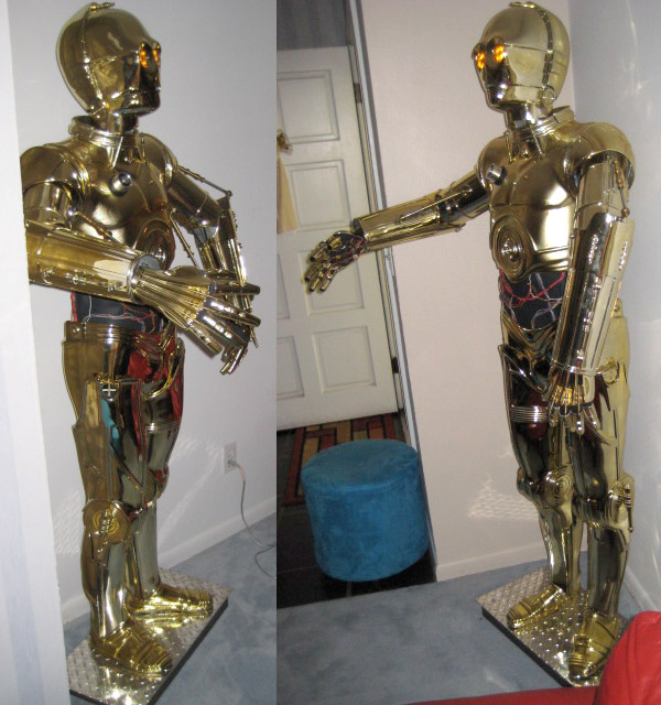 robot for sale c 3po