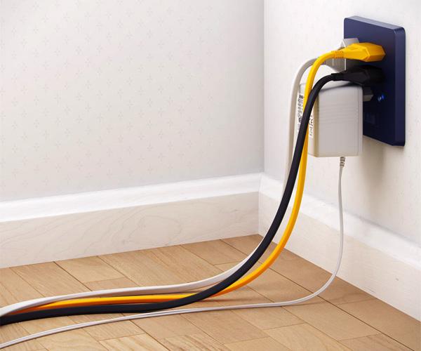 rozetkcus wall socket by art lebedev studio 2