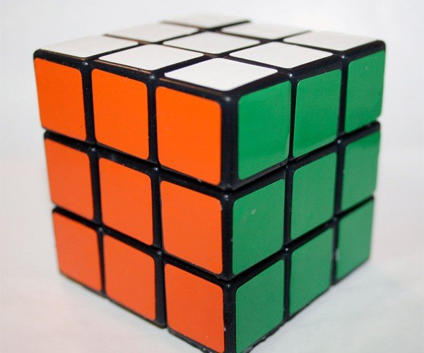 Rubik's Cube Soap Looks Perfect, Harder to Solve than Actual Cube