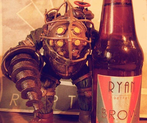 Bioshock Beer: Is a Man Not Entitled to the Sweat of His Brow?