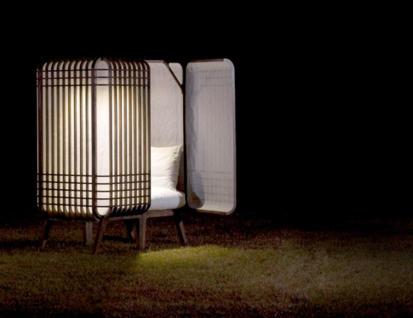 Salangbang Cocoon Chairs Give You The Privacy You Ve Been