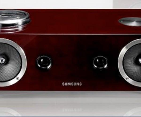 Samsung Hybrid Vacuum Tube Audio Dock: Perfect Mix?