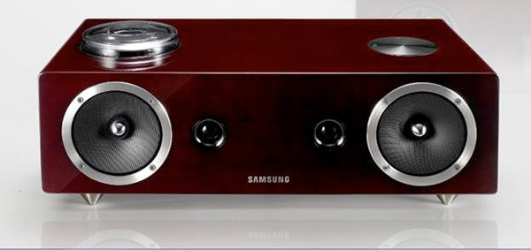 samsung sa 750 hybrid audio dock