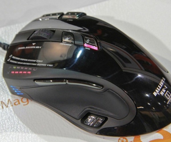 Shogun Bros. Ballista MK-1 Gaming Mouse: Made for Snipers