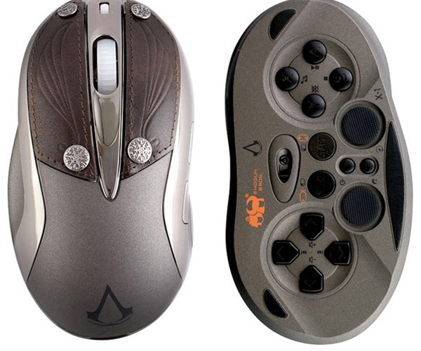 Shogun Bros. Outs Assassins Creed Revelations Chameleon X-1 Mouse