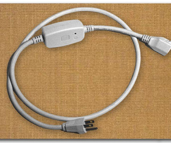 Smart Cord Bluetooth Switched Outlet: Plug Stuff in and Shut It Down with Your Phone