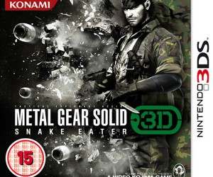 Metal Gear Solid: Snake Eater 3D Finally Breaks Out from the Shadows
