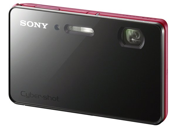 sony camera point and shoot cybershot tx200v