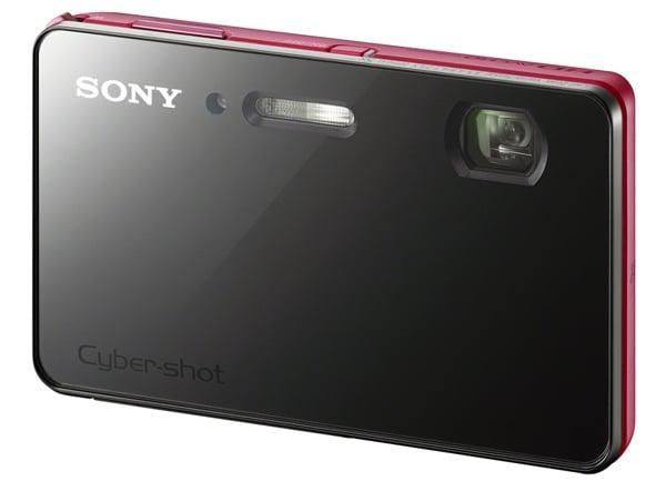 sony camera point and shoot cybershot tx200v