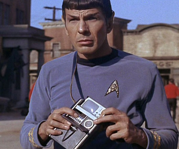 Qualcomm Tricorder X Prize Announced, Next Year Tachyon X Prize?