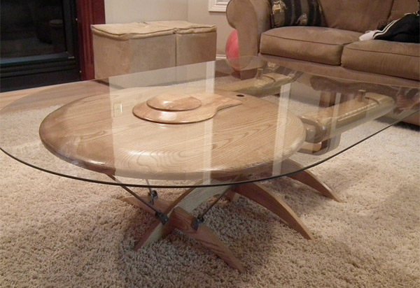 starship enterprise coffee table 2