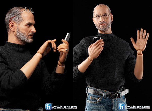 steve jobs action figure 2