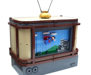 It's a Bird, It's a Plane, It's a LEGO Superman TV!
