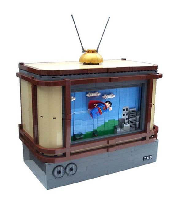 LEGO Superman TV