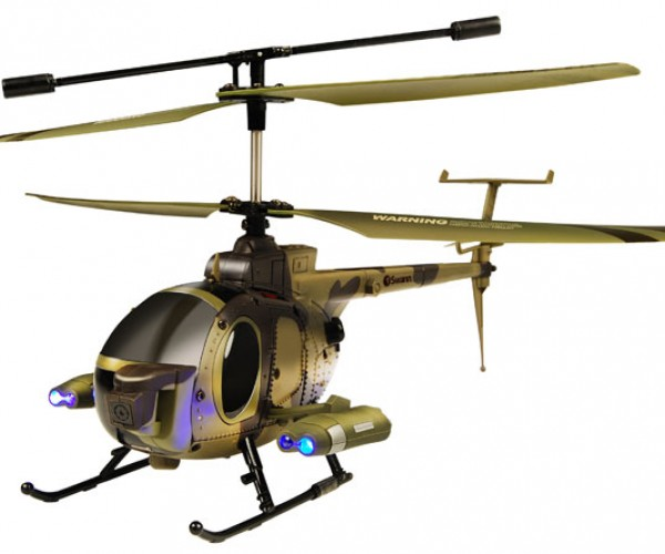 Swann Unveils New RC Helicopters with Camera on Board