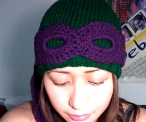 teenage mutant ninja turtles convertible beanie by miss pamela 2 300x250