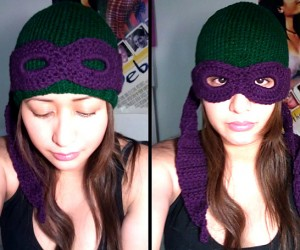 teenage mutant ninja turtles convertible beanie by miss pamela 300x250