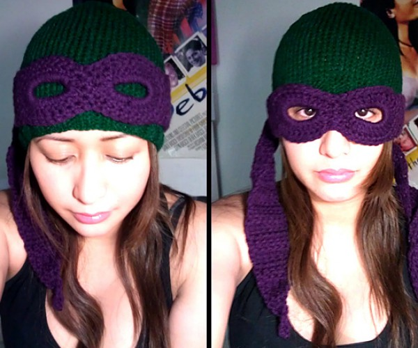 Teenage Mutant Ninja Turtles Beanie: Hero in a Half-Head